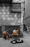 """GUITARRAS""  Barri Gotic (Barcelona)"