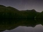 Reflexe nit Sant Fe Montseny