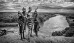 Valle Omo y sus pobladores