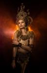 Diosa del templo