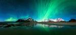 Pluja de llums de l'Àrtic