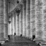 Entre columnas