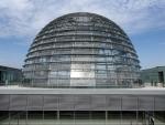 Parlamento alemán Berlín