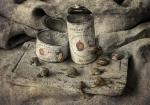Cargols a la llauna
