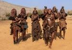Dansa dones Himba