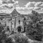 Ermita de Santa Barbara Fuentespalda Teruel