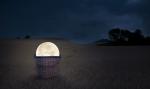 i...jo vull la Lluna en un cove.