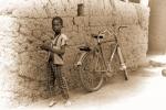 Nen i bicicleta