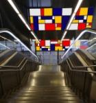 Pintando a lo Mondrian