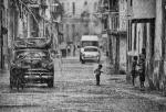 Tormenta de verano en La Habana - CubaDiluvio en La Habana