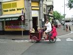 1805 Bicicleta per sis