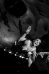 Acrobata en el Circo Raluy