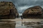 Escapant de la tempesta