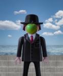 Homenaje a René Magritte