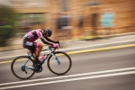ciclista escapado