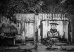 Mirada en la paredIndonesia