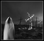 fantasma de las cruces