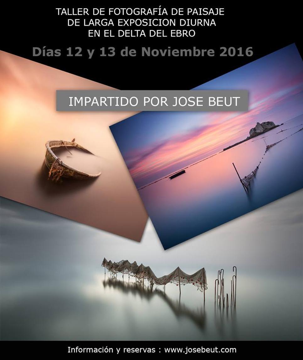 Taller De Fotografía De Paisaje De Larga Exposición Diurna Fcf