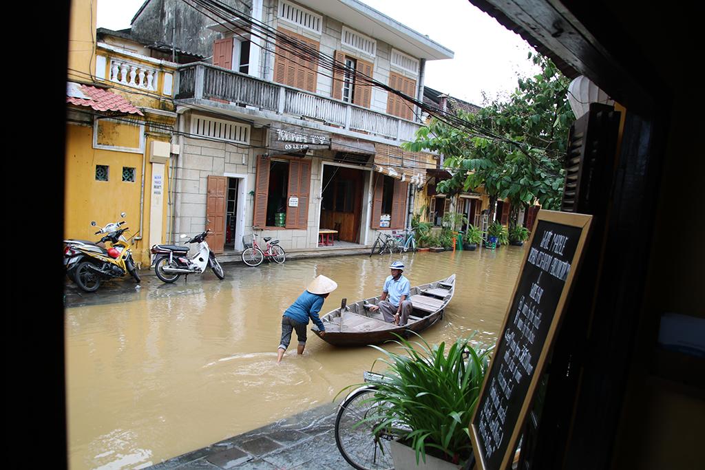 Taxi per inundació
